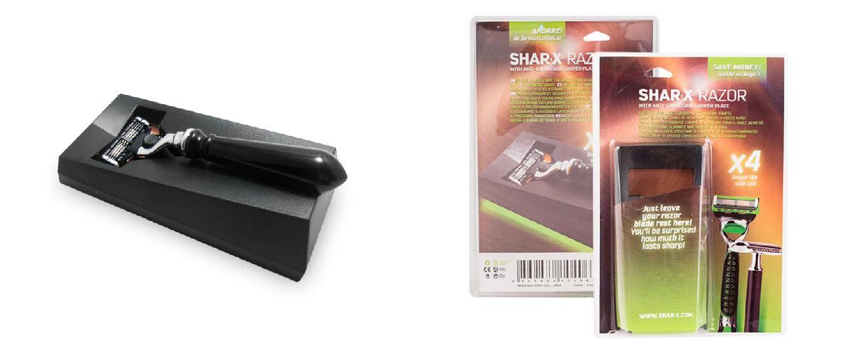 shar-x-razor-pack